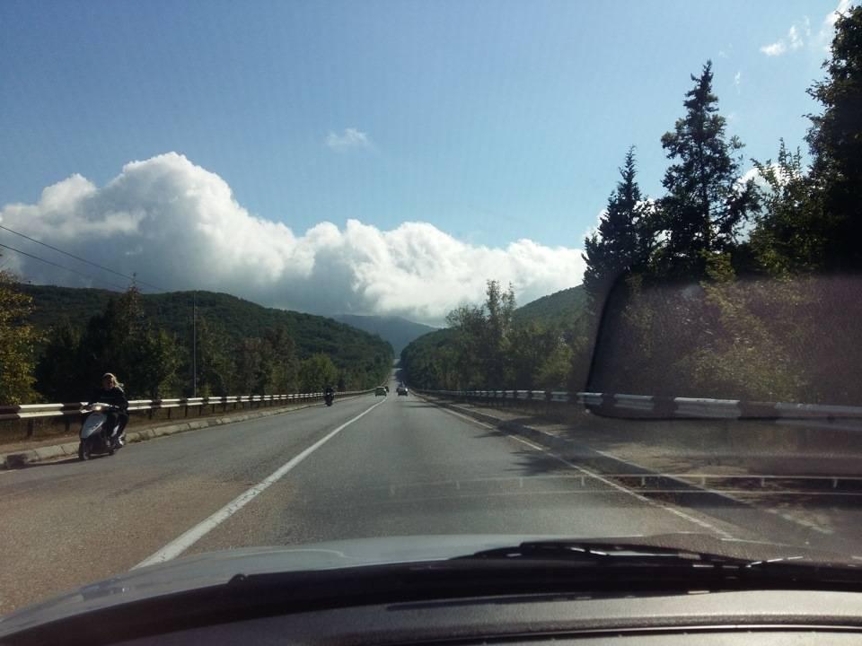 В албанию из черногории на машине. наш маршрут, отзыв