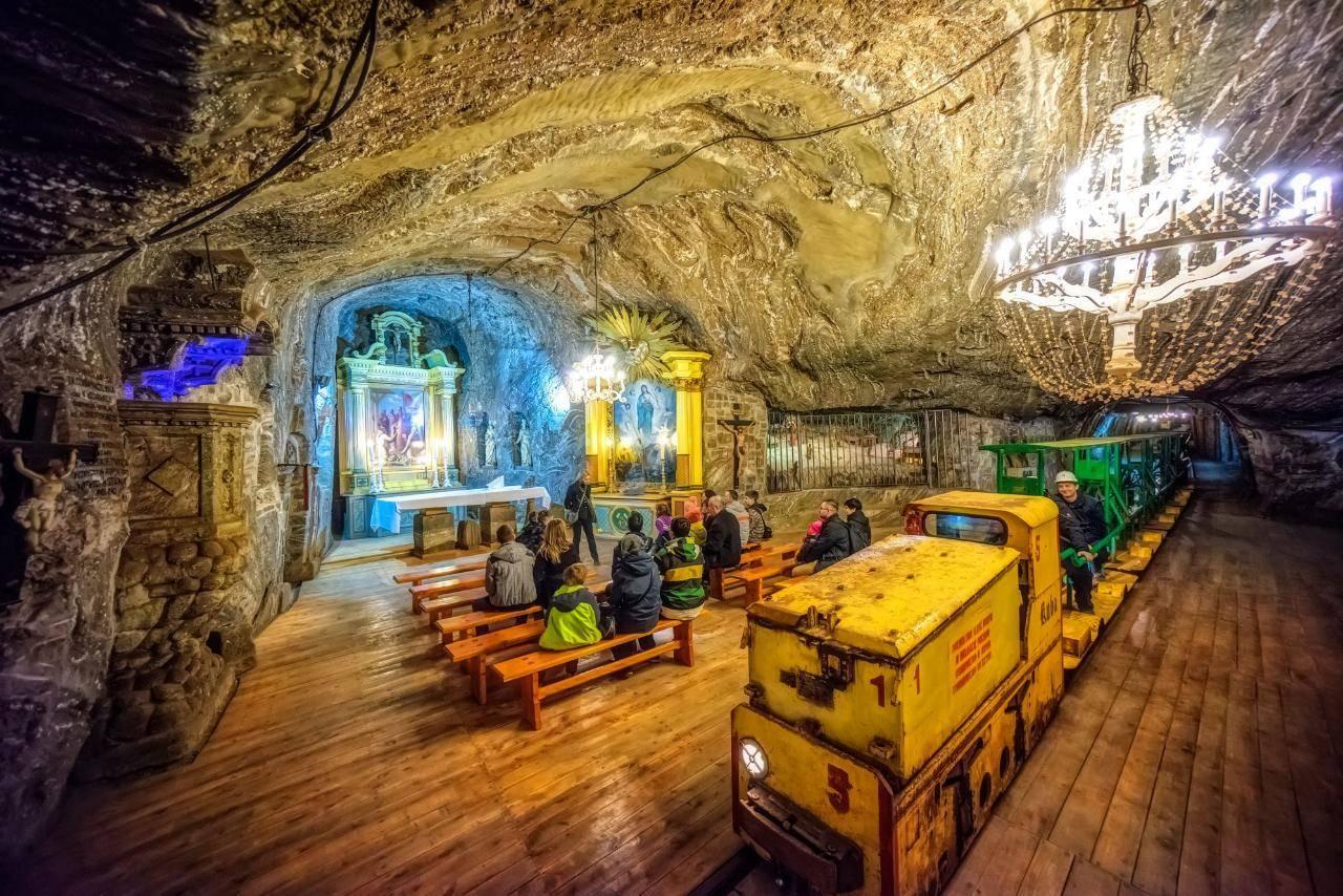 Соляная шахта «величка» — история, описание, 40 фото, 1 видео, координаты на карте, адрес, отзывы