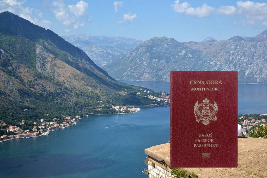 Иммиграция в черногорию