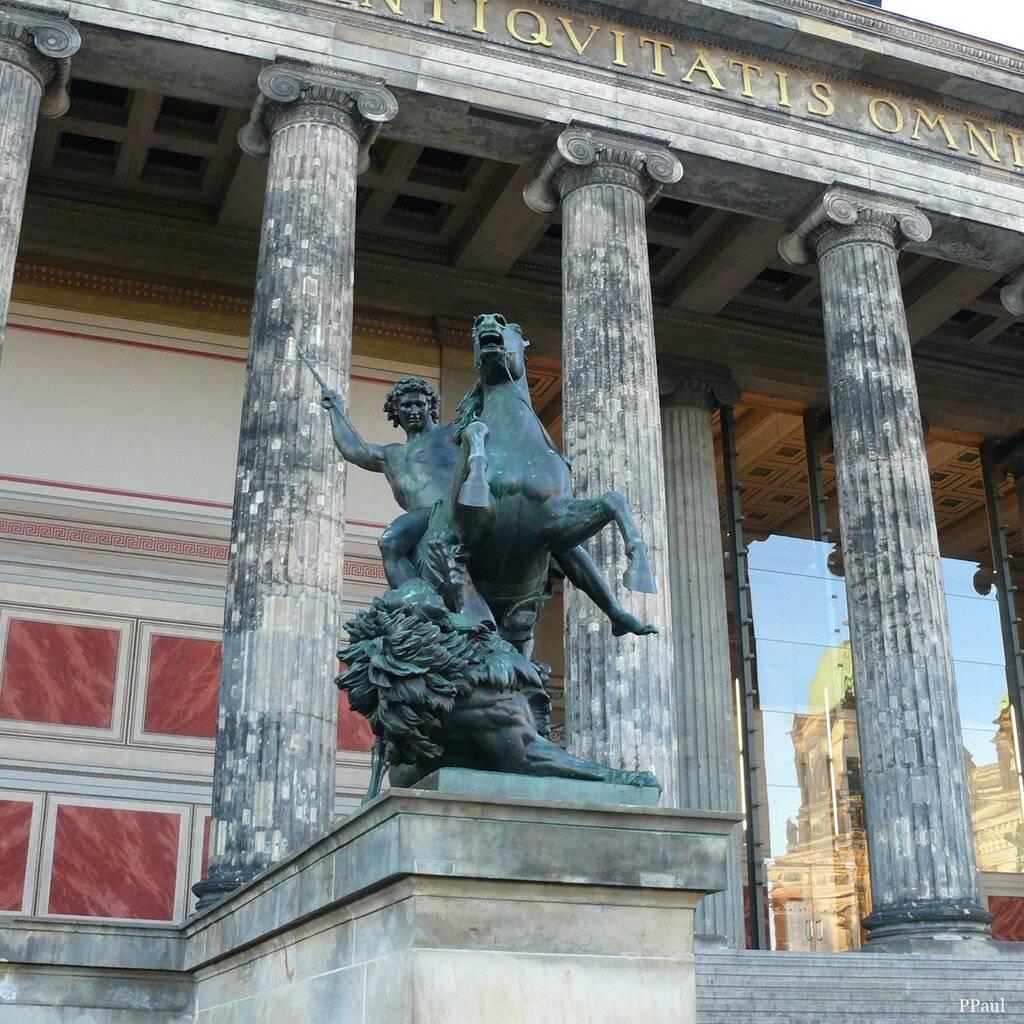 Лучшие достопримечательности берлина | on trips