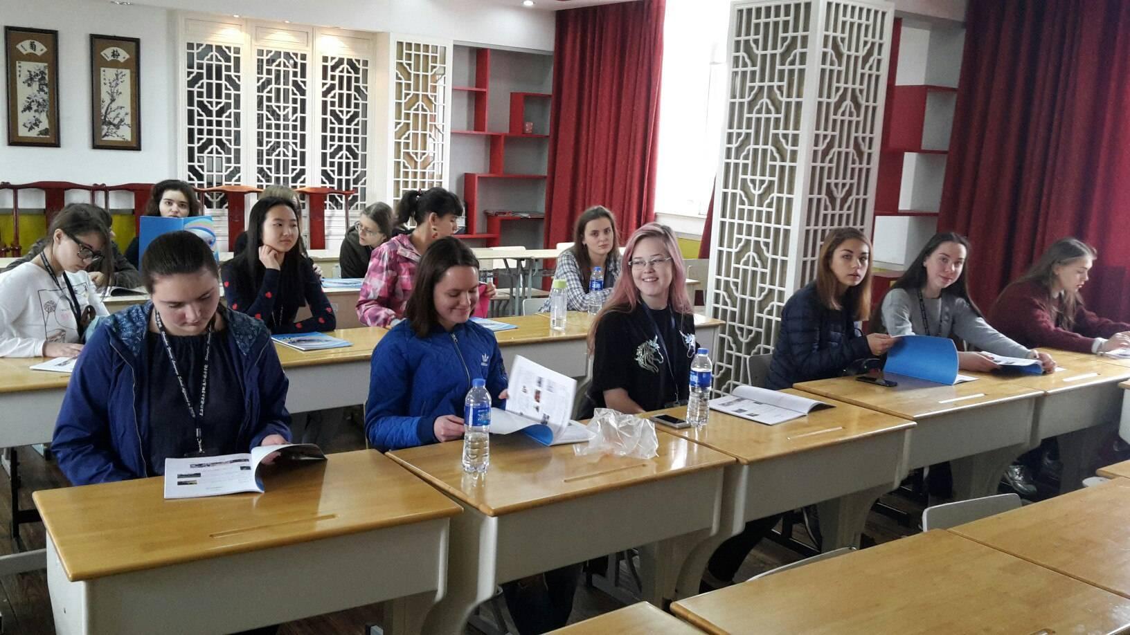Поступление в шанхайский университет иностранных языков в 2021 году