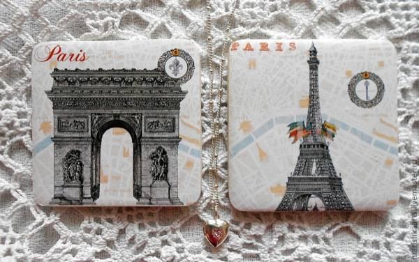 О сувенирах из парижа: что можно привезти в подарок, косметические средства