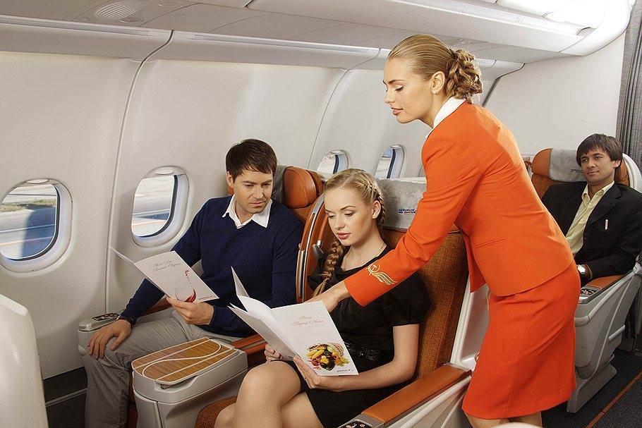 Продукты в самолете: какую еду можно взять на борт