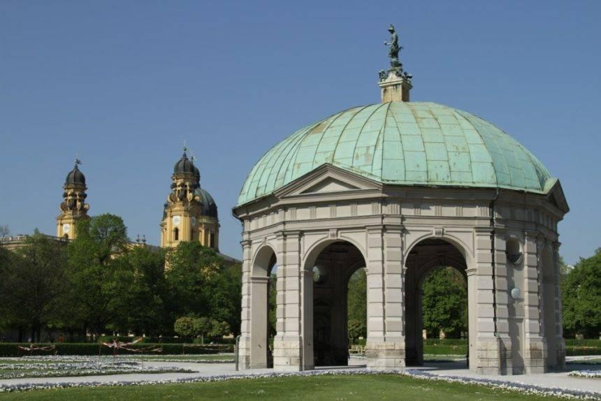 Экскурсионная программа в мюнхене