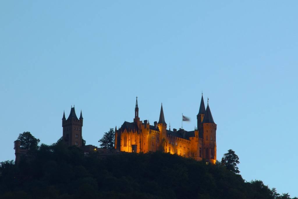 Замок гогенцоллерн в германии: история, описание, как добраться?