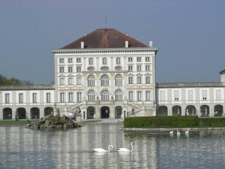 Мюнхенская резиденция — википедия