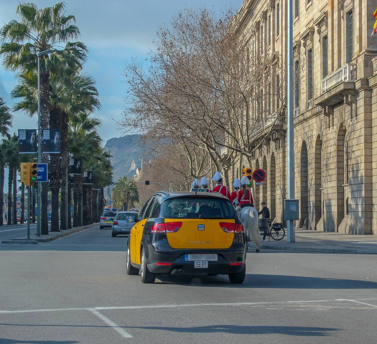 Особенности такси в барселоне