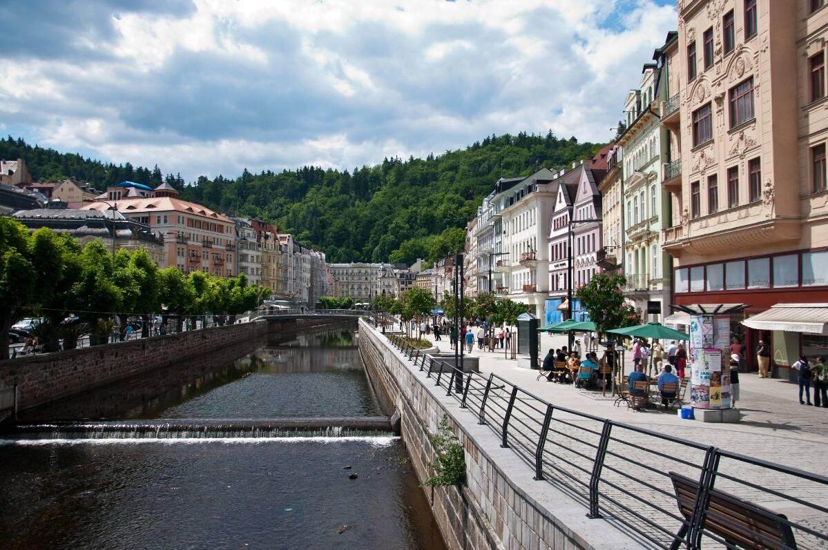Прага-карловы вары – как добраться?