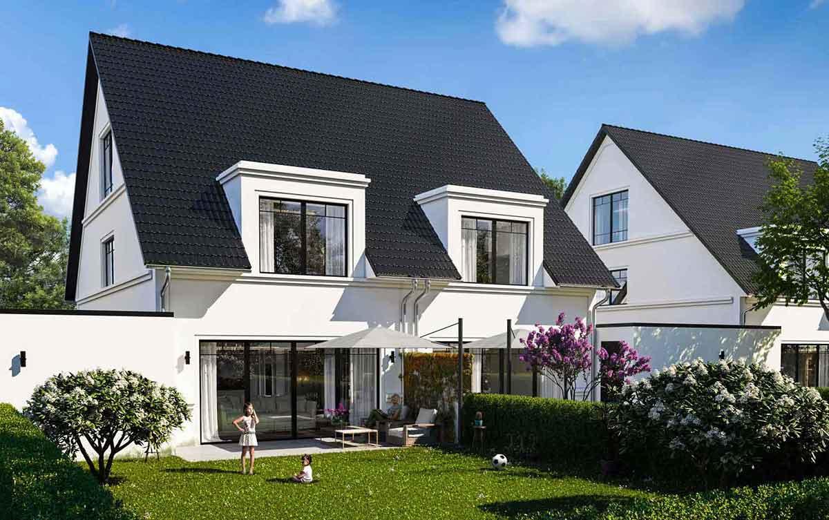 Как строят дома в германии: стоимость