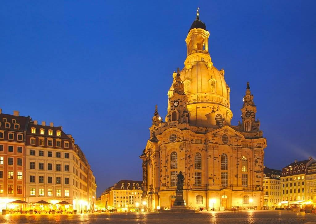 Самые знаменитые соборы германии