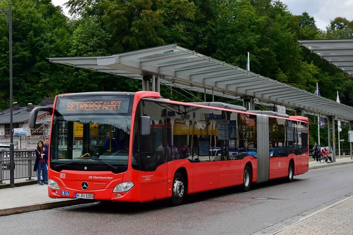 Как работает общественный транспорт Мюнхена