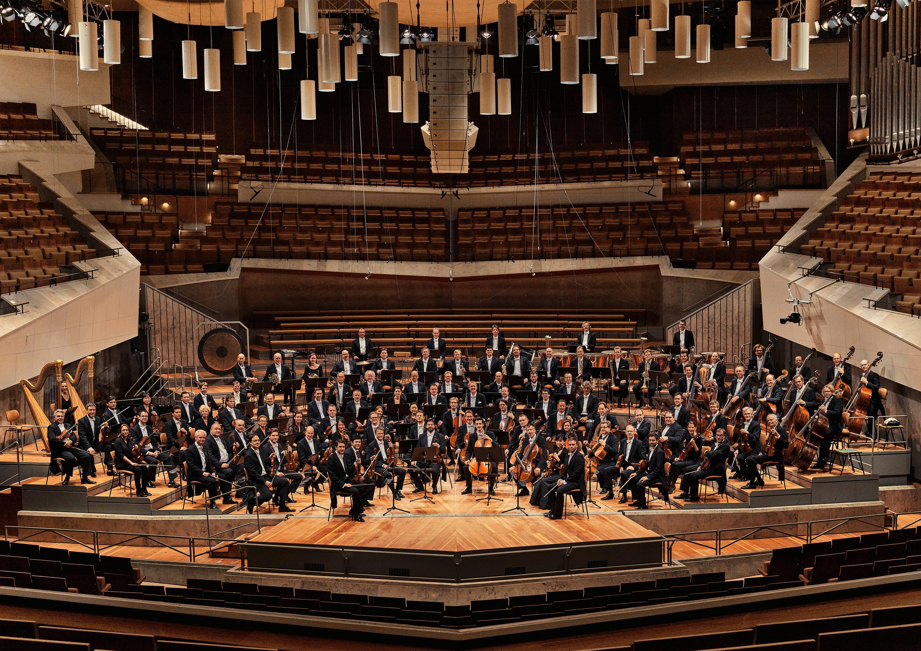 125-летие берлинского филармонического оркестра