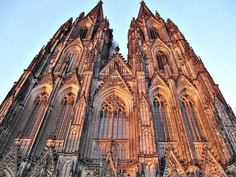 Кёльнский собор (германия) — это надо знать