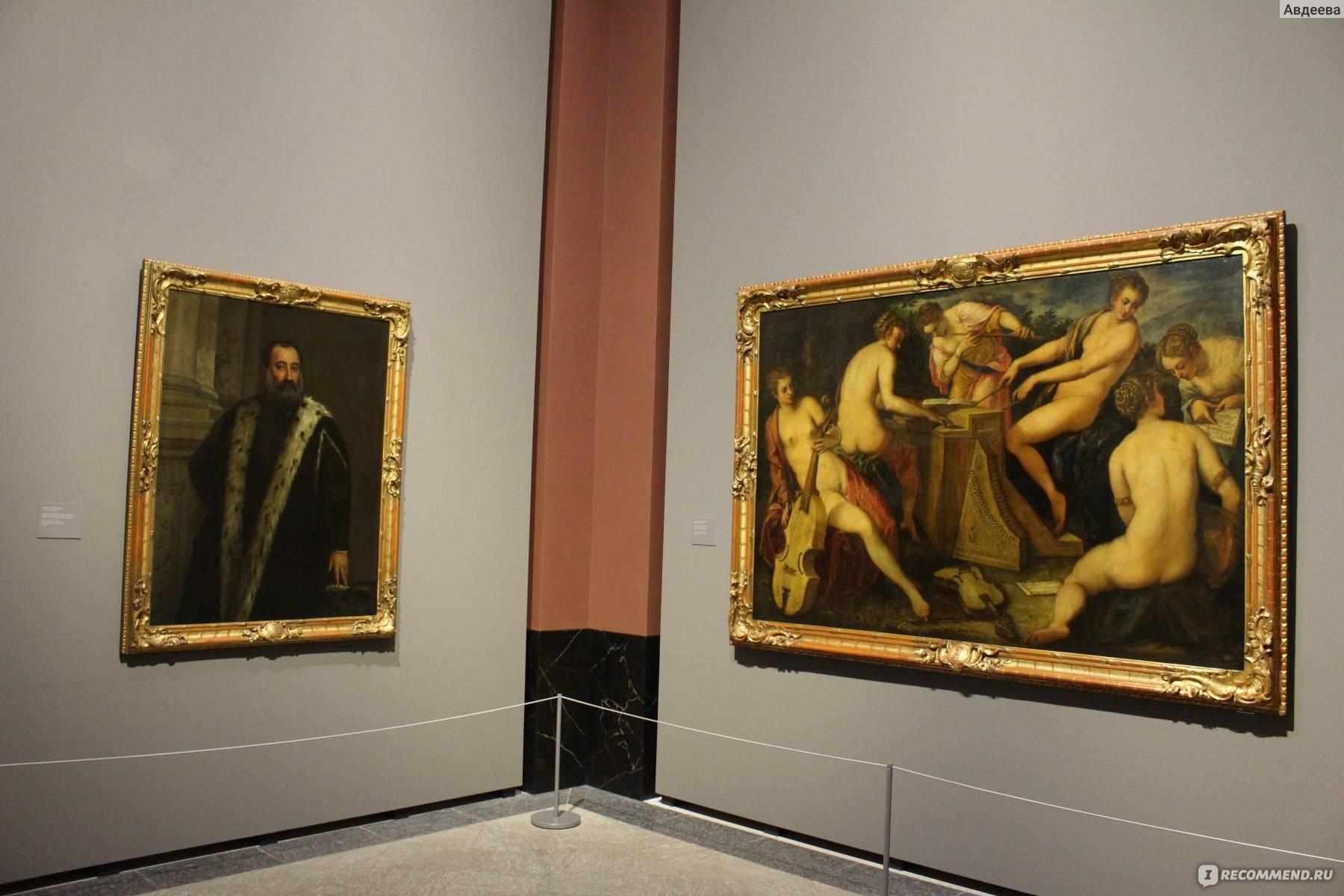 Дрезден: галерея старых мастеров – одна из лучших картинных галерей европы