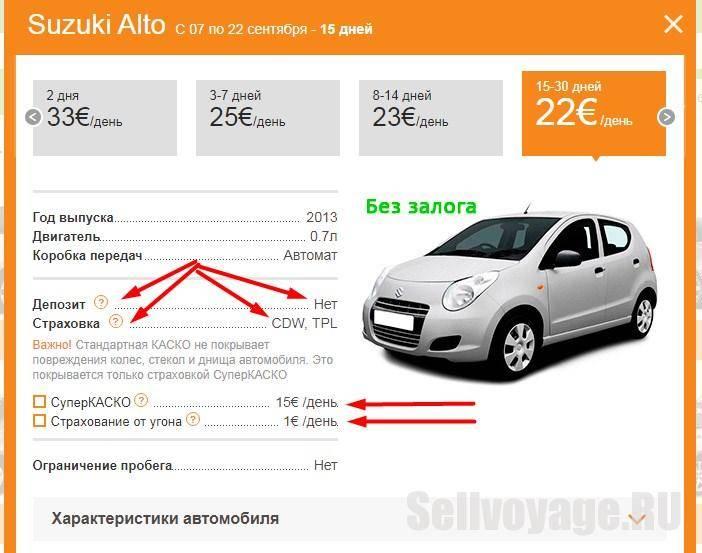 Аренда авто в италии в 2021 году: отзывы и рекомендации, страховка, стоимость