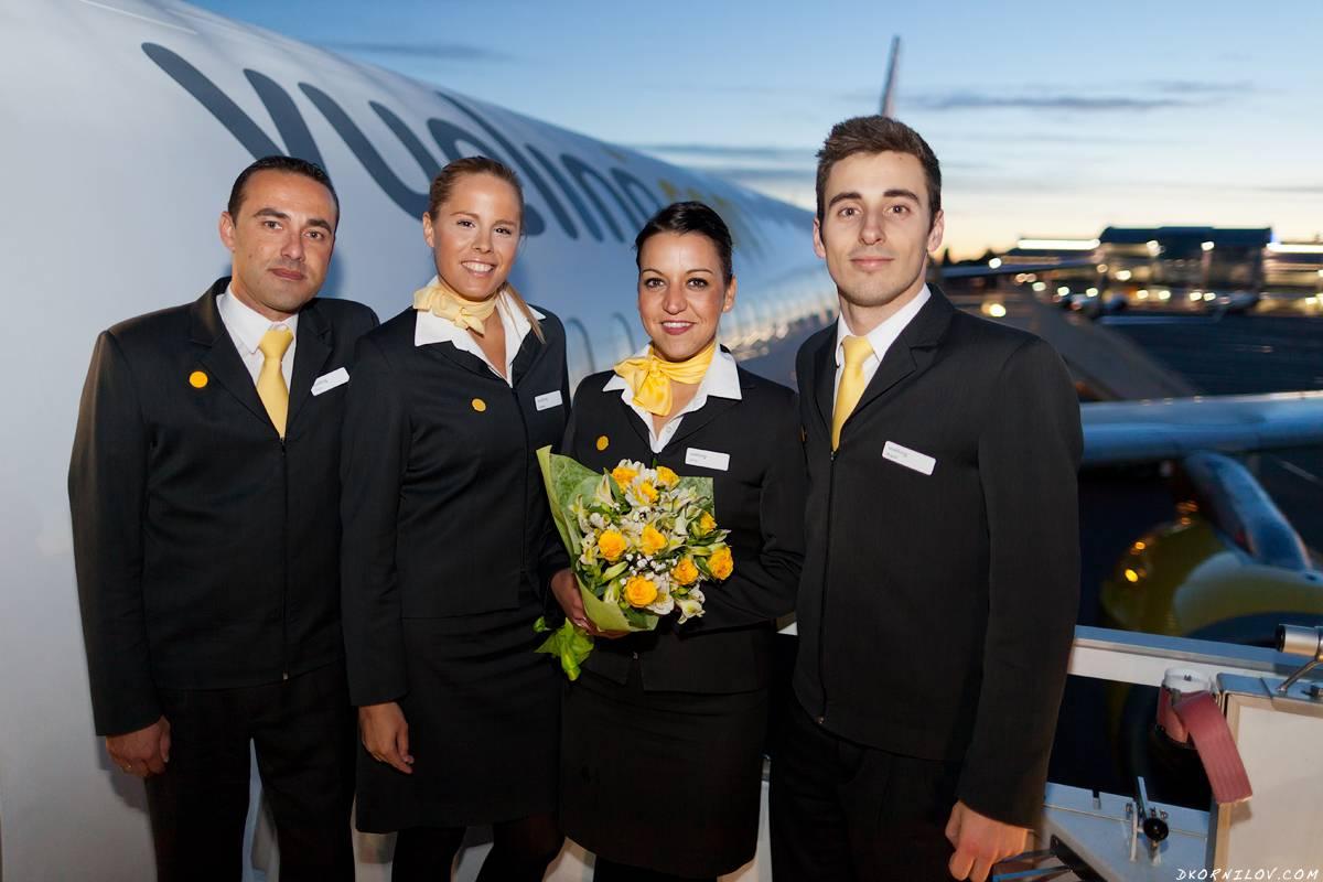 Дешевые авиабилеты авиакомпании vueling airlines