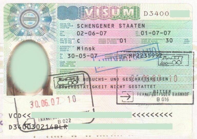 Виза шенген в спб: как получить и сколько стоит в 2021 году