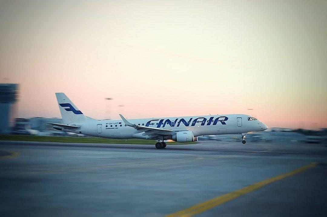 Компания finnair отменила июльские рейсы в санкт-петербург