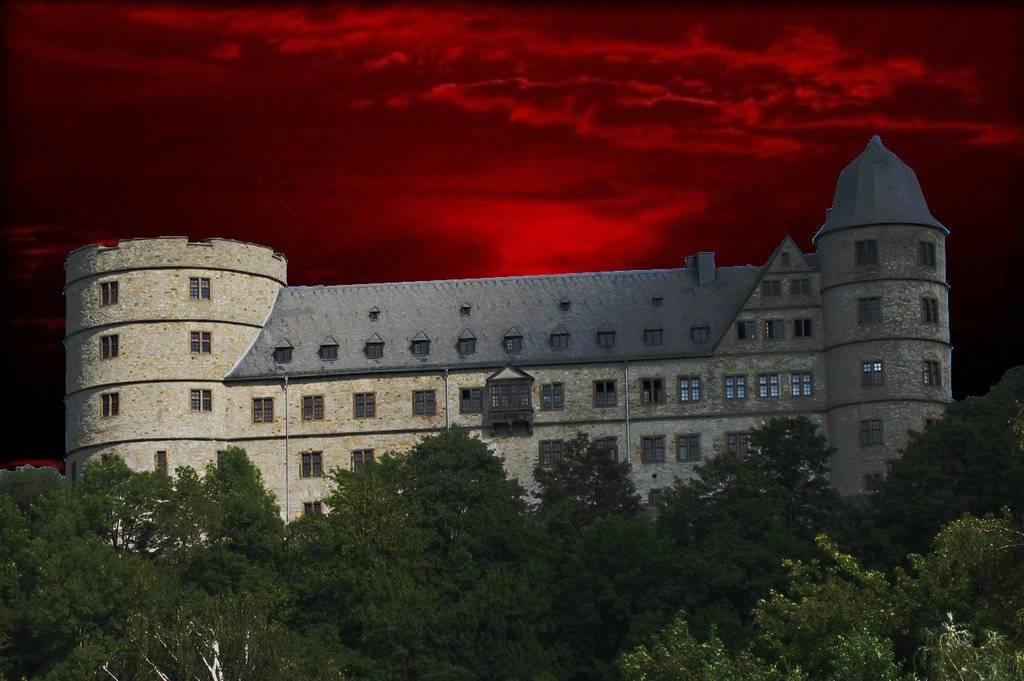 Тайны замка вевельсбург - эзотерика