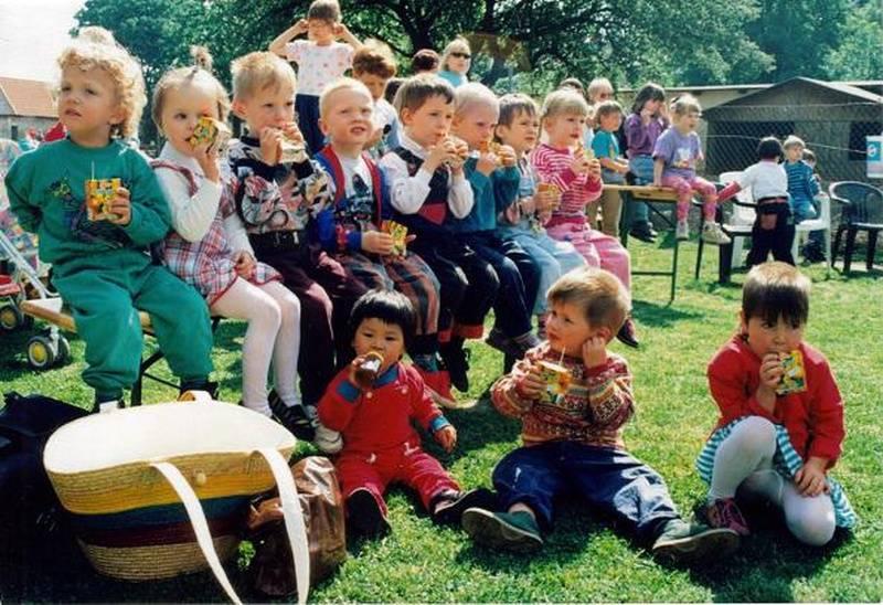 Детский сад в германии: правила поведения для детей