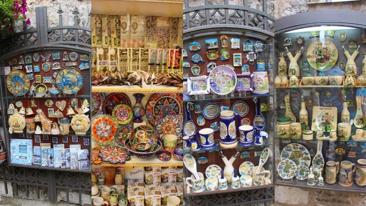 Популярные сувениры из черногории: фото, цены и советы