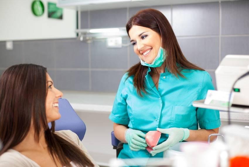 Высококачественное лечение и диагностика зубов в Германии