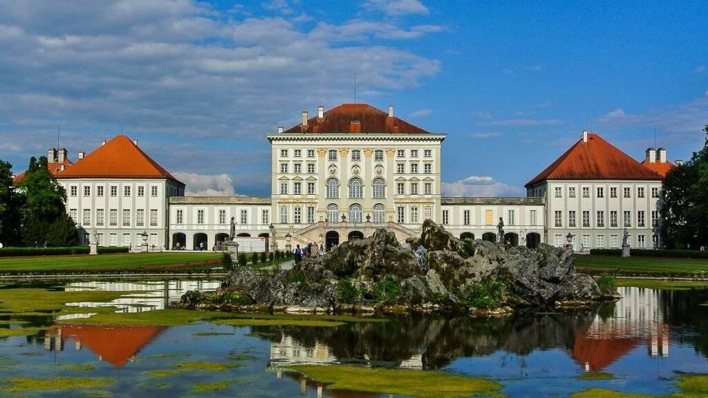 Дворцы германии: обзор самых красивых зданий с фото