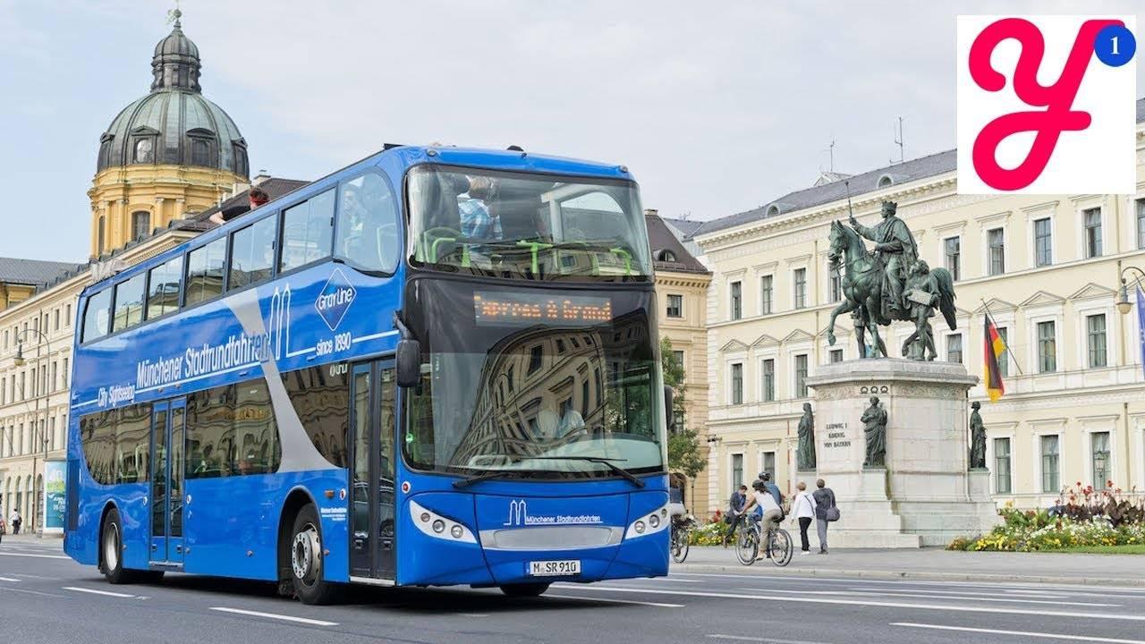 Транспорт германии: виды и развитие