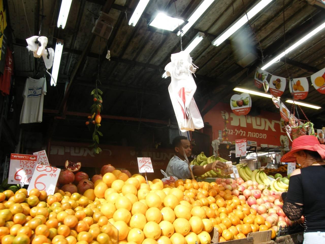 Цены на еду в израиле — эйлат, иерусалим, тель-авив