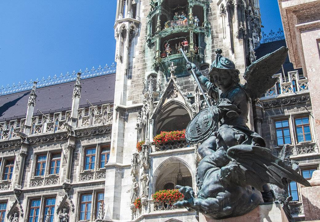 Мюнхен - баварский город-музей