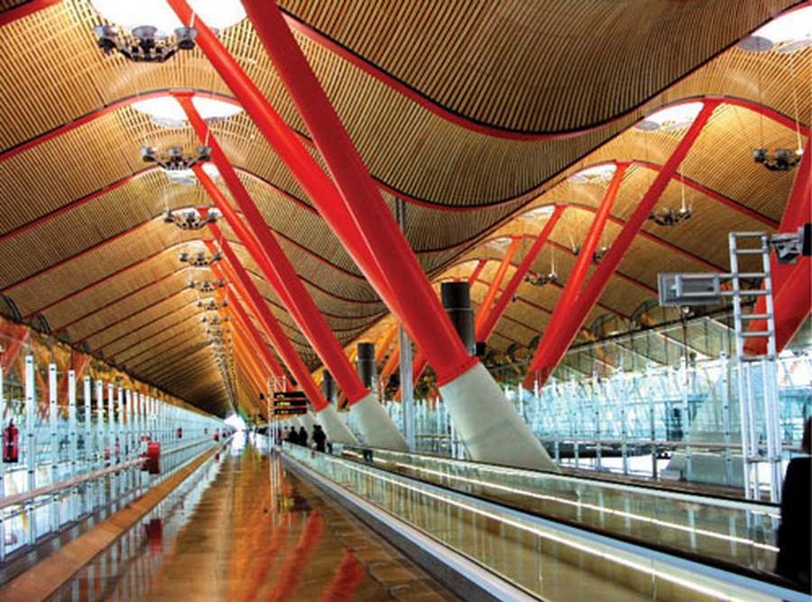 Аэропорт барахас в мадриде: 5 способов добраться из аэропорта в отель