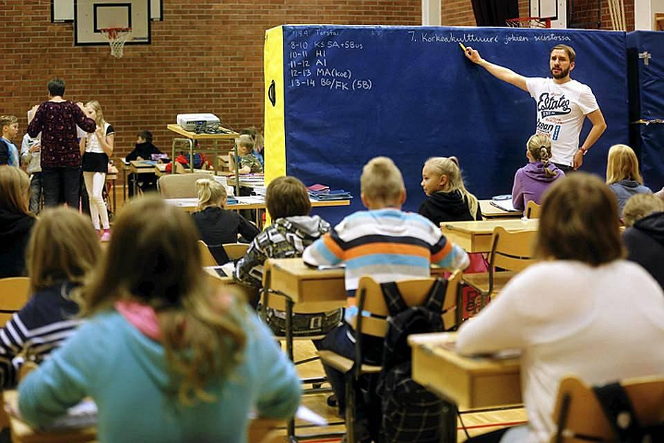 Обучение в финляндии - система образования, особенности школ и университетов + отзывы