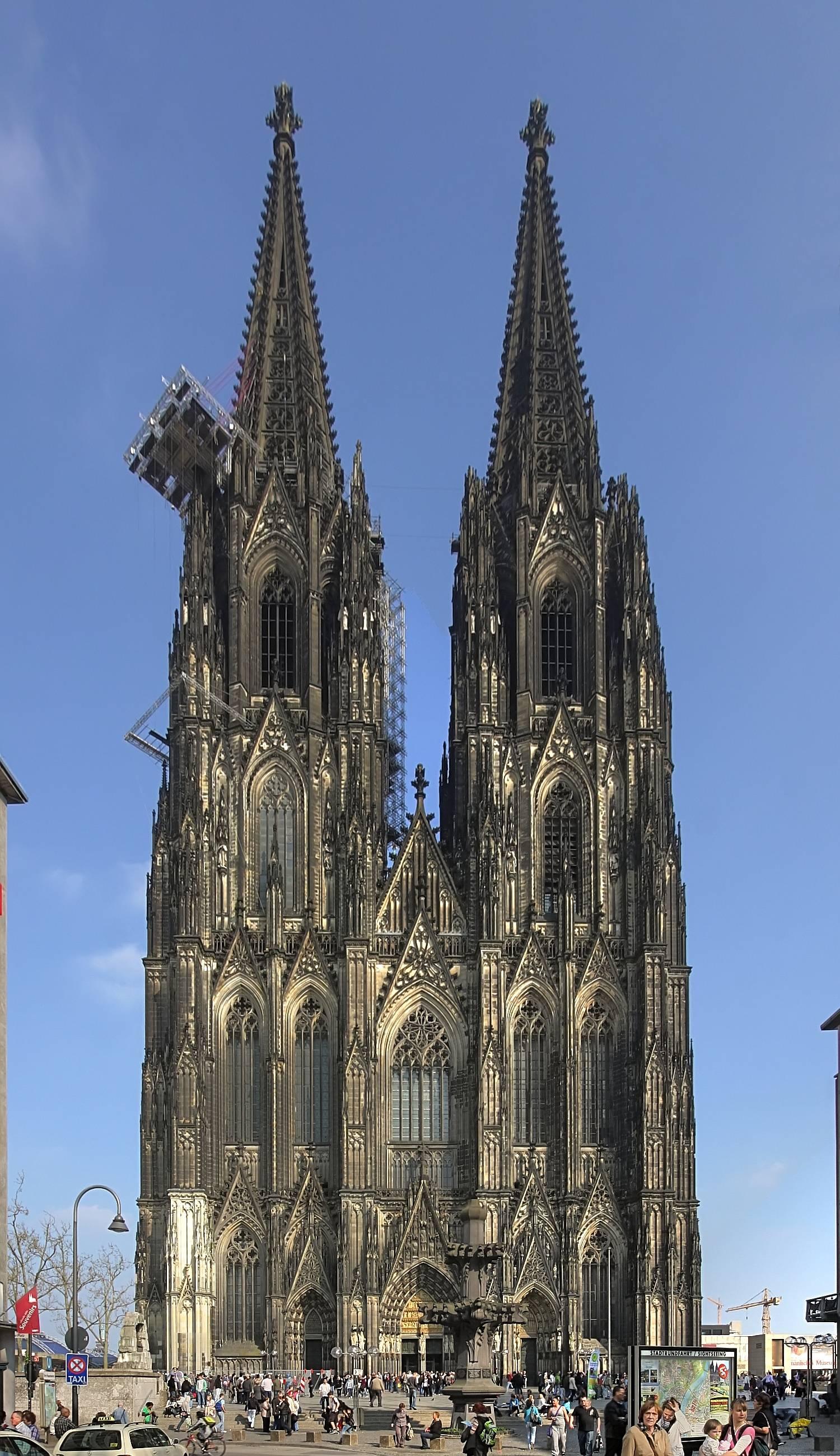 Описание и история регенсбургского собора