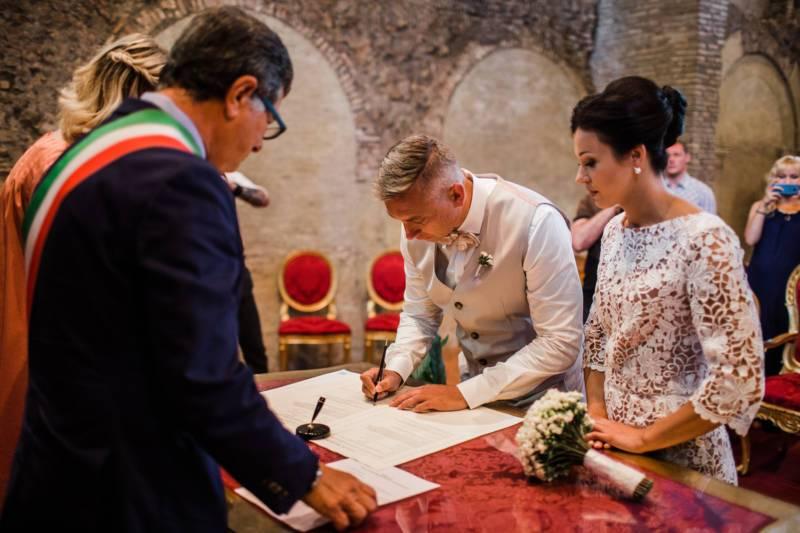 Замуж за итальянца: документы и бракосочетание | italiatut