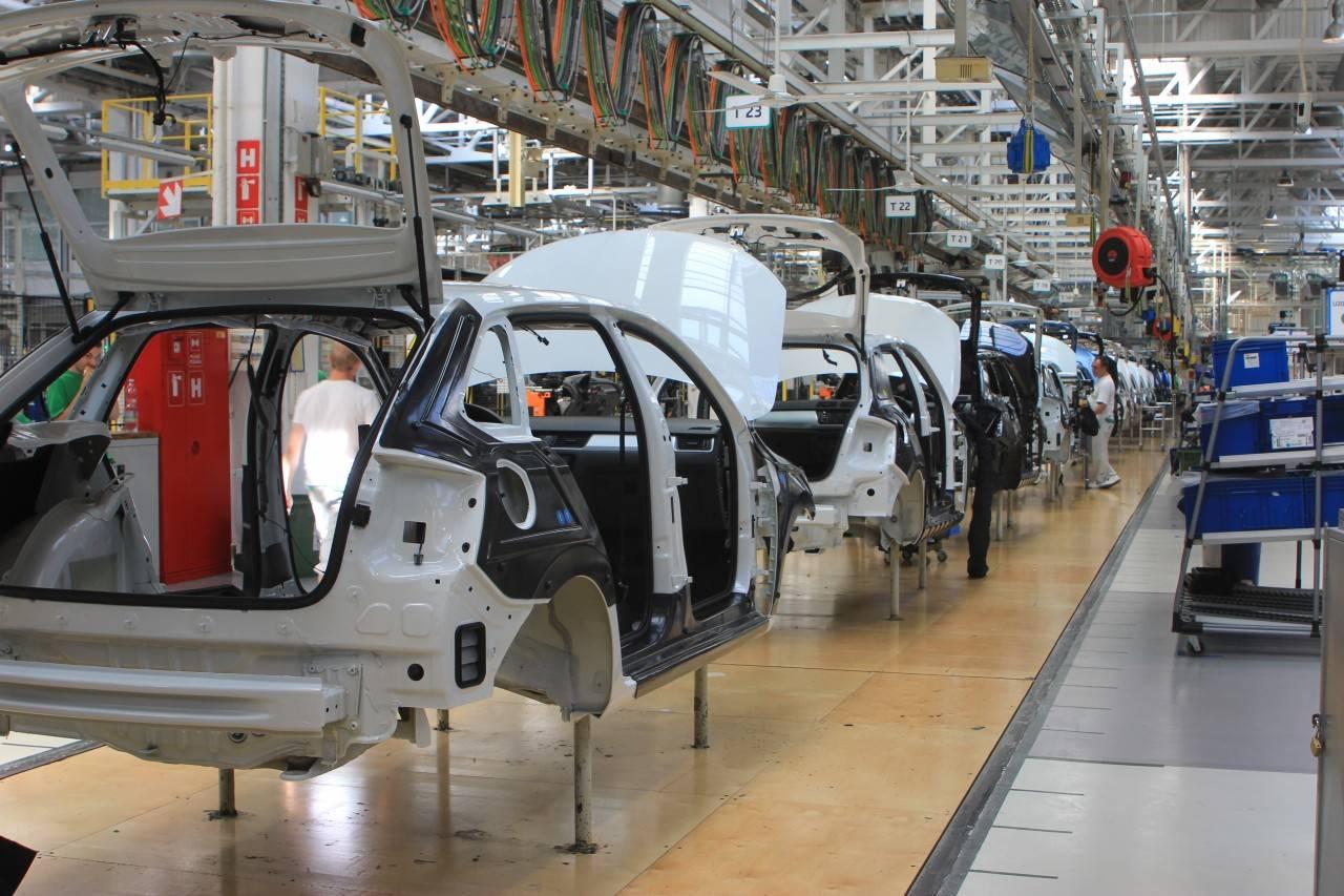Какие марки и модели автомобилей производят в чехии