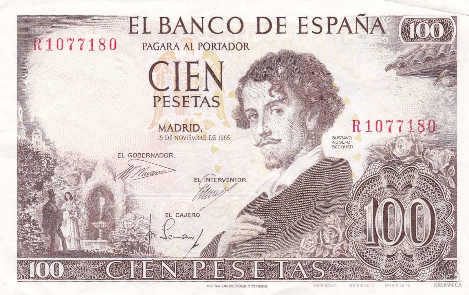 Евро (€) — официальная валюта испании на туристер.ру