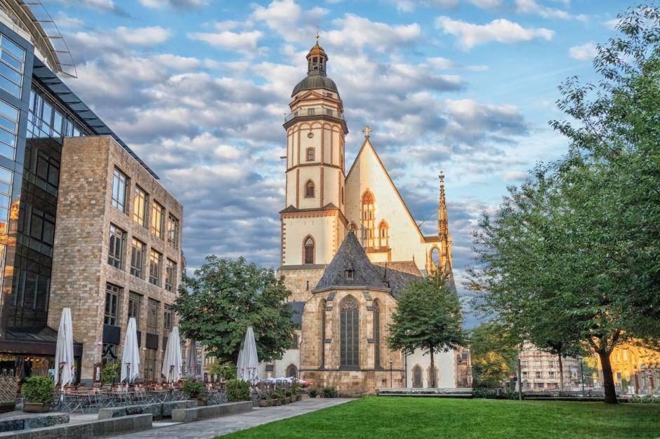 Достопримечательности лейпцига: лучшие туристические места, фото и описание, карта