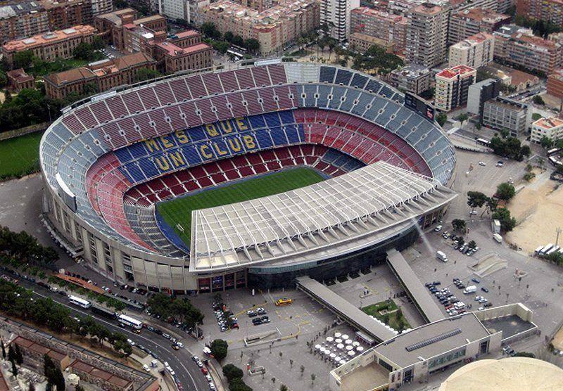 Настоящее и будущее камп ноу – стадиона футбольного клуба «барселона»