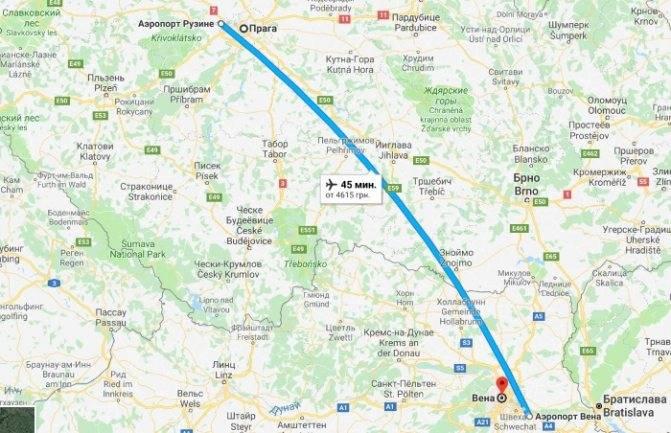 Как добраться из праги в вену: самостоятельная поездка на автомобиле, использование поезда, автобуса и такси