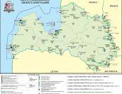 Особенности пересечения границы латвии на своем авто