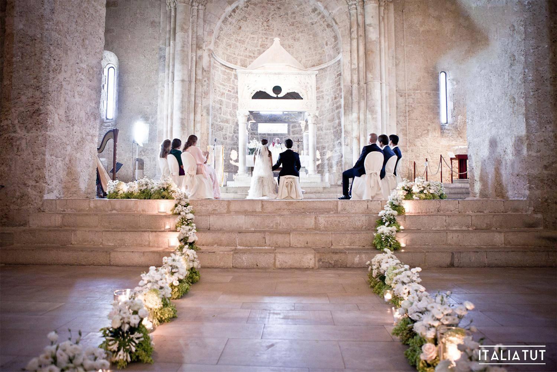 Итальянская свадьба - традиции и последовательность ритуалов