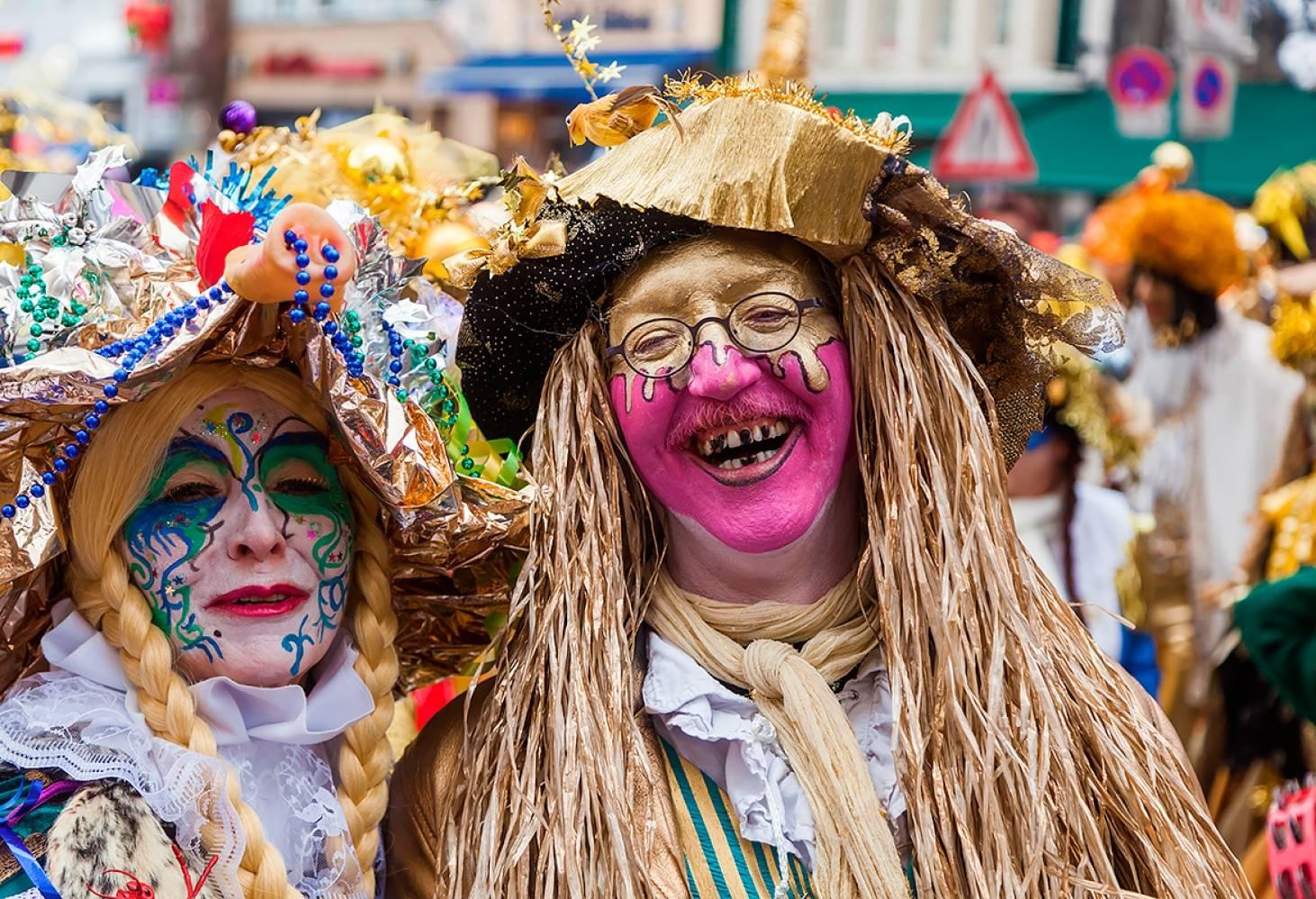 Немецкий карнавал — fasching