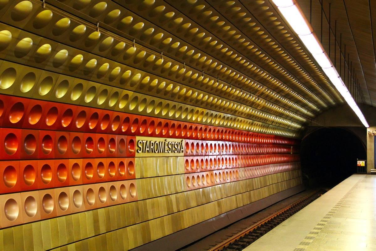 Метро праги – правила проезда и стоимость билетов