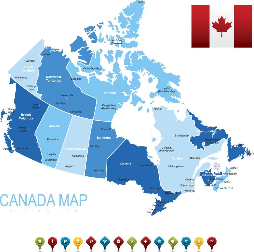 Провинциальная иммиграция в канаду — provincial nominee program