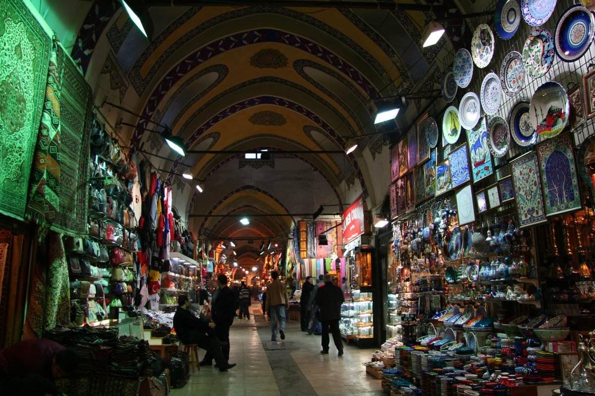 Гранд-базар в стамбуле — как добраться, что посмотреть и купить