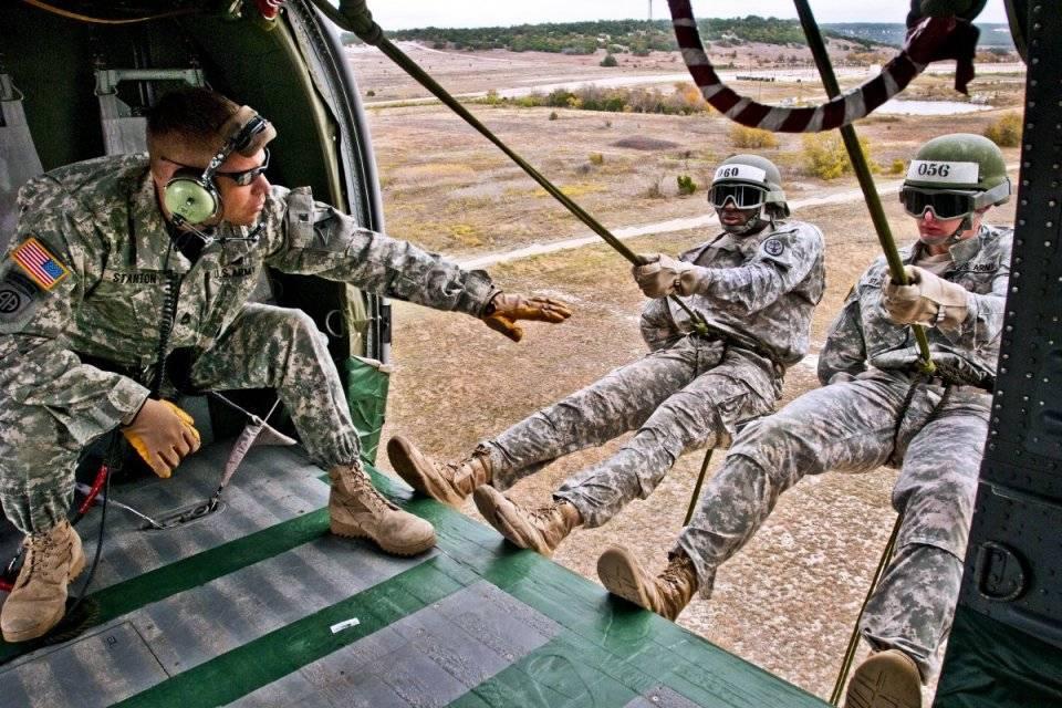 Служба в американской армии для иностранцев