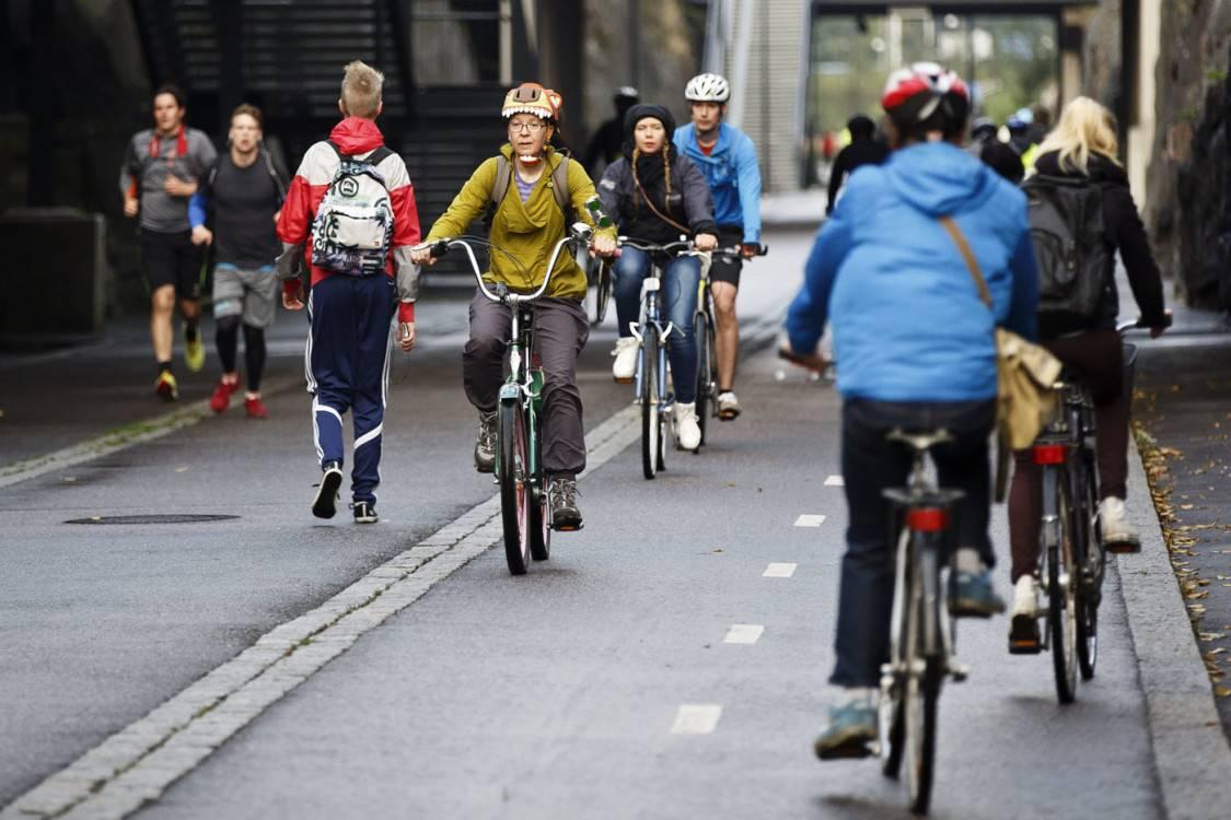 Лучшие места финляндии для путешествия на велосипеде — visitfinland.com