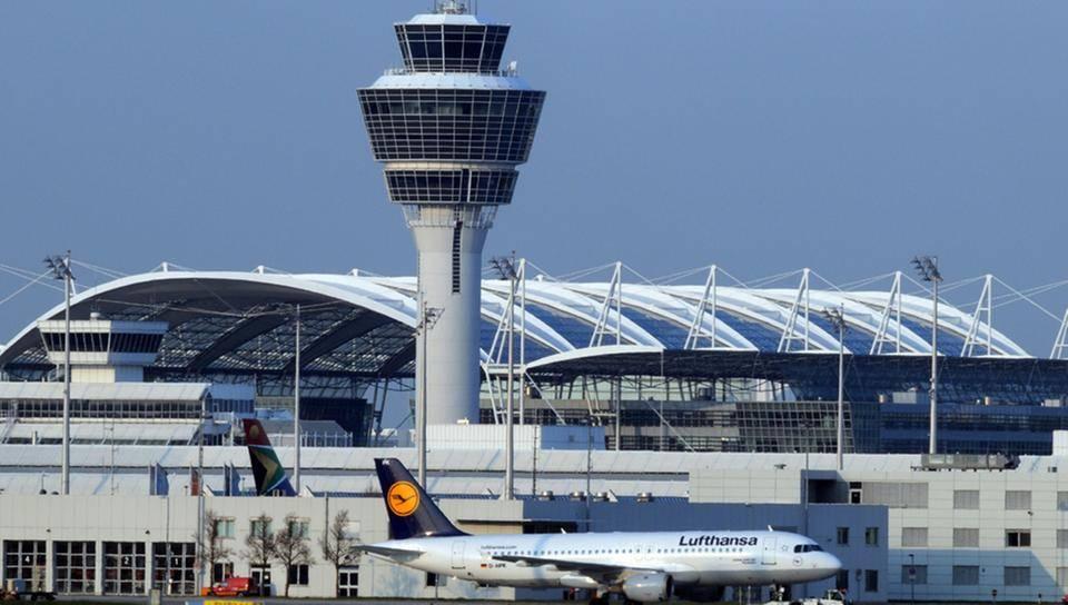 Аэропорт мюнхена — главные ворота баварии