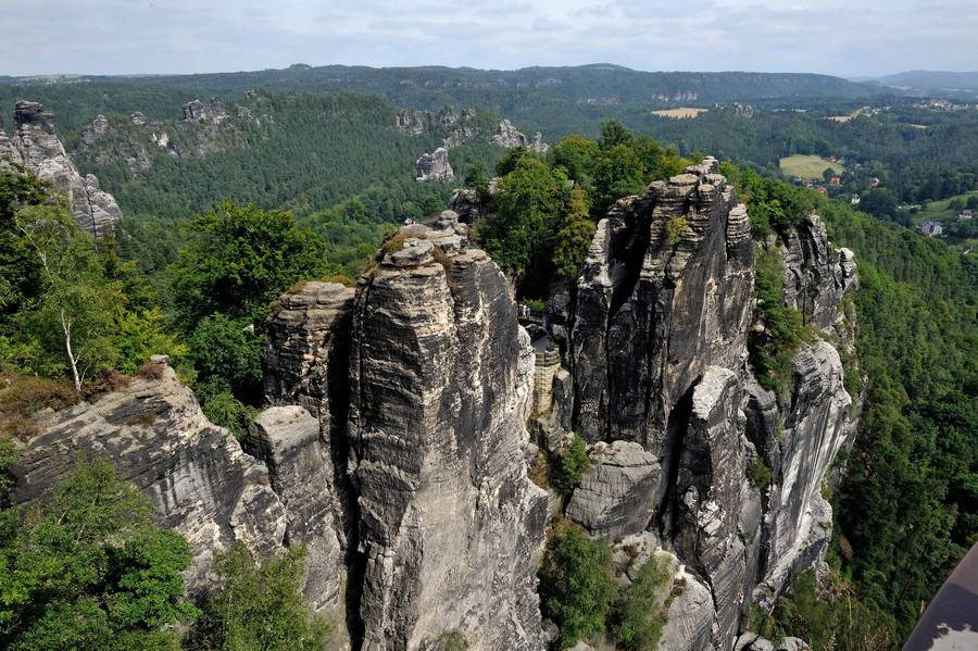 Чем замечательны национальные парки и заповедники Германии