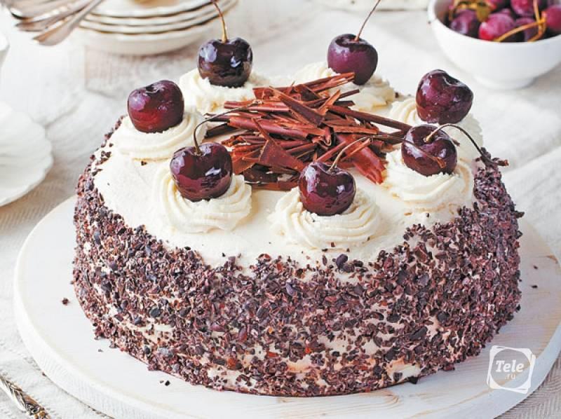 Самые вкусные торты.топ самых вкусных тортов